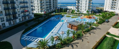 Имеретинский отель Прибрежный квартал