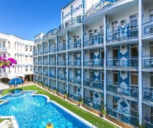 1001 ночь отель