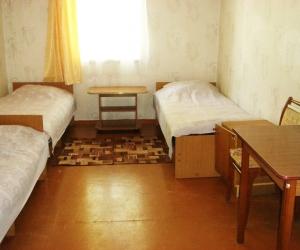2-местный домик 1 этаж №4