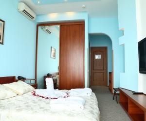 2-х местный 2-х комнатные апартаменты