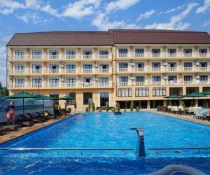 Golden Resort отель
