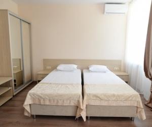 2-местные 1-комнатные апартаменты Престиж Корпус №5