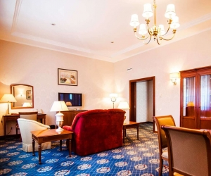 Апартаменты «Асса» 2-местные 3-комнатные