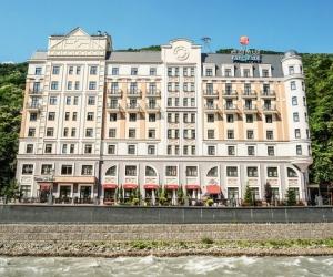 AZIMUT Hotel Freestyle Rosa Khutor