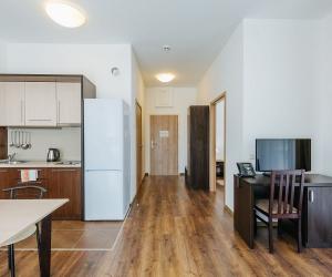 2-местный 2-комнатный апартамент с 1-ой спальней