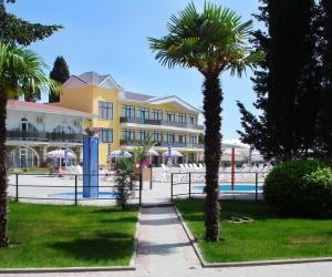 Демерджи отель