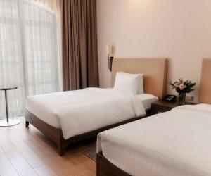 4-местный 3-комнатный люкс Junior suite