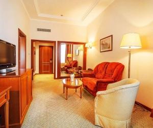 2-местный 2-комнатный люкс Вид на горы