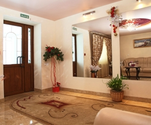 Рождественская гостиница