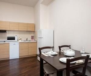 2-местный 2-комнатный апартамент с кухней Корп.1, 2, 4, 5