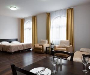 2-местный апартаменты-студио улучшенные Корп. 2
