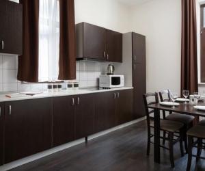 2-местный 1-комнатный апартамент с кухней Корп. 4, 5